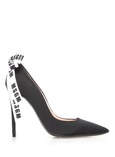 Msgm Ayakkabı Siyah